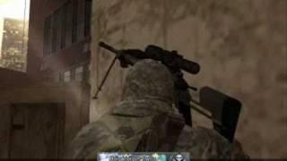 MW2   Sniper, Langeweile^^ Aufnahme Test von ImpacT