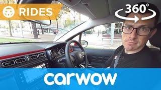 Citroen C3 2017 360 degree test drive Passenger Rides