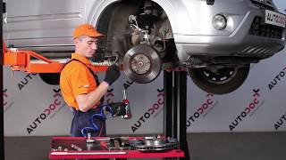 Honda CR-V III – car repair video playlist