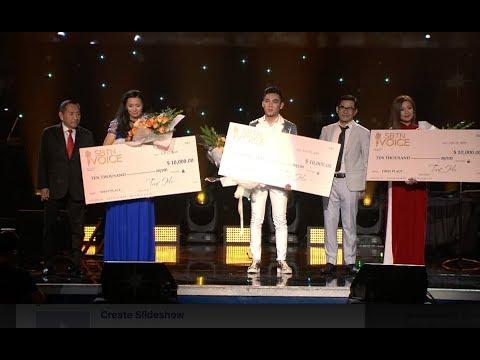 Nhìn lại cuộc thi hát truyền hình thực tế SBTN VOICE - Season 1