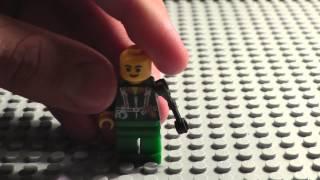 Лего Самоделки - Как сделать  руку киборга  минифигурке