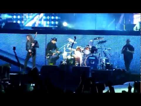 Metallica - Enter Sandman (Live - Download Festival, Donington, UK, June 2012)
