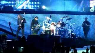 Metallica - Enter Sandman (Live - Download Festival, Donington, UK, June 2012)