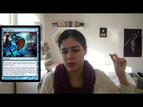 Overview: Counterspells in Modern