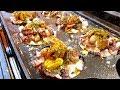주먹 크기의 대왕 타코야끼, 야구공 타코야끼, 역곡역 타코방, Amazing King Takokayki, Giant Takoyaki, たこ焼き, Korean Street Food