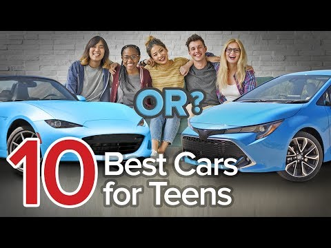 top-10-best-cars-for-teens:-the-short-list
