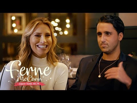 Gatsby is Ferne's First Date in TWO YEARS! | Ferne McCann: First Time Mum