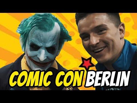 Kostüm-Check auf der Comic Con Berlin 2016