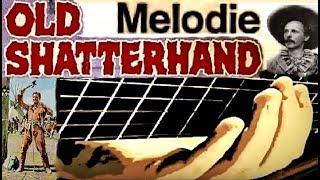 """""""Old Shatterhand Melodie"""" - guitar cover (M.Böttcher/arr.11kralle)"""