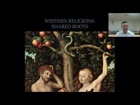 Introduction to Western Religions: East vs. West, & the Abrahamic Creation Story