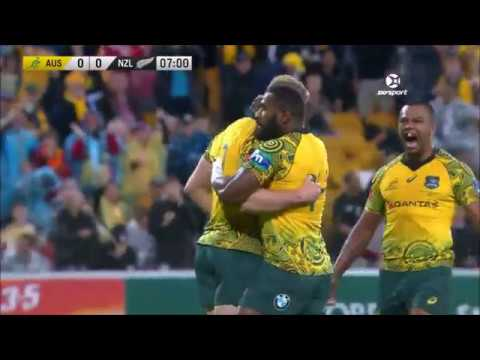 HIGHLIGHTS: All Blacks v Australia third Test