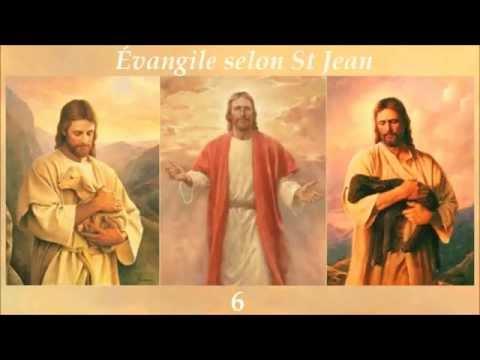 ✥ 4. Évangile selon St Jean (La Bible lue / La Bible audio en français) ✥