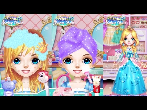 Princess Makeover Salon  | Let&#;s help the princess with her makeup!