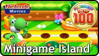 Mario Party: The Top 100 - Minigame Island (All Worlds 100%)