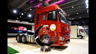 FAW J7 is Chinese Truck of the Year 2019!