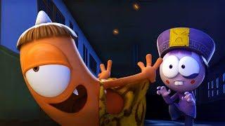 Funny Animated Cartoon | Spookiz | Take a Peak  | 스푸키즈 | Kids Cartoon | Kids Movies