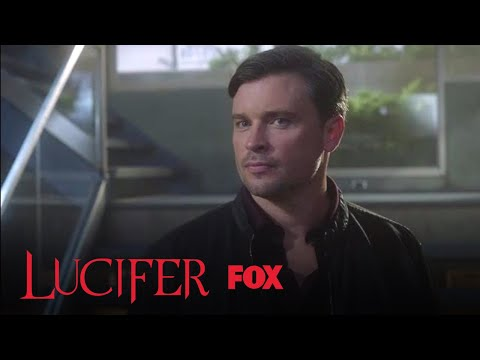 Lt. Marcus Pierce Makes A Stunning Entrance | Season 3 Ep. 1 | LUCIFER