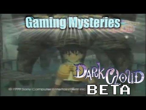 Gaming Mysteries: Dark Cloud Beta (PS2)