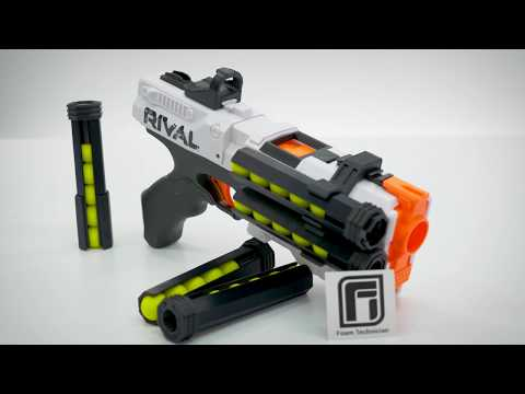 COOL UPGRADES FOR THE NERF RIVAL KRONOS!