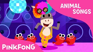 Animal Rhythms | Animal Songs | PINKFONG Songs for Children