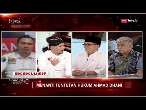 """Ahmad Dhani Merasa Aneh, Pasal Yang Menjerat Kasus Kasusnya Tidak """"Matching"""" - Special Report 16/11"""