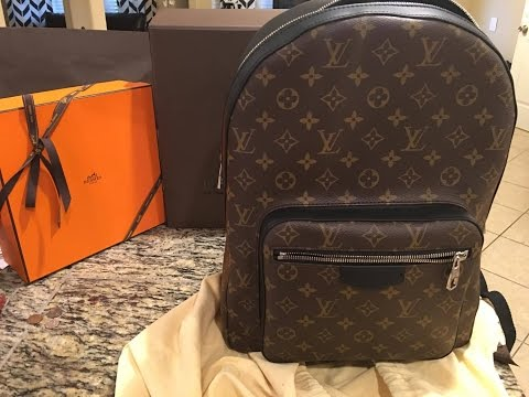 Louis Vuitton Backpack Review & unboxing