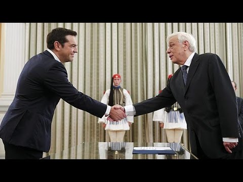 Πρωθυπουργός της Ελλάδας ορκίστηκε ο Αλέξης Τσίπρας
