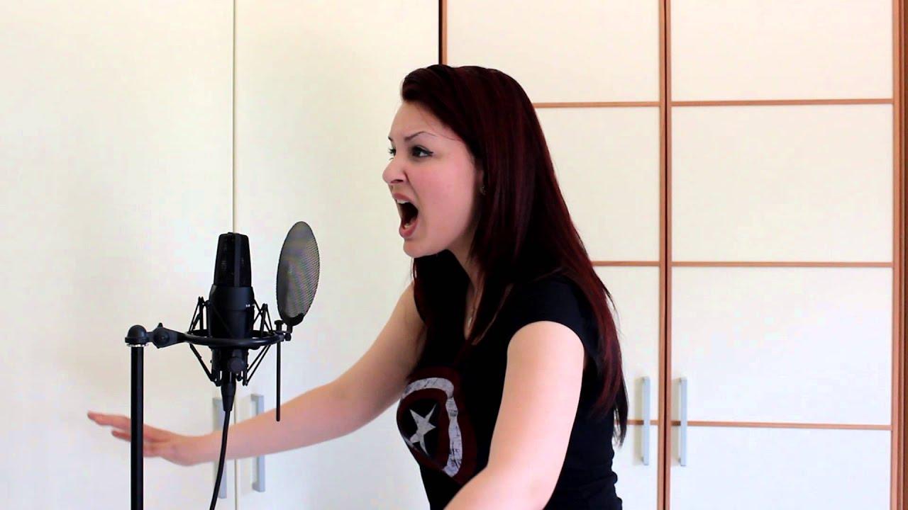 The house of the rising sun-Toto (Cover Carmen Chiara Caruso) - YouTube