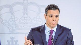 SÁNCHEZ EL BREVE SE BAJA DEL FALCON Y CONVOCA ELECCIONES