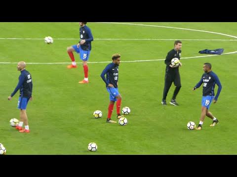 Jordan Amavi ● Christophe Jallet ● France vs Biélorussie 2017