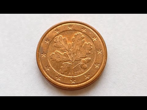 1 Euro Cent Coin :: Germany 2002 A (Berlin)
