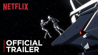 Knights Of Sidonia | Official Trailer - Only on Netflix 4 July | Netflix
