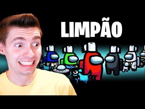TODO MUNDO SENDO o LIPÃO!!! - Among Us *COM INSCRITOS*
