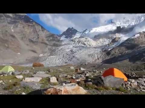 Zanskar avalanche