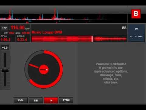 Music Loop BPM 116