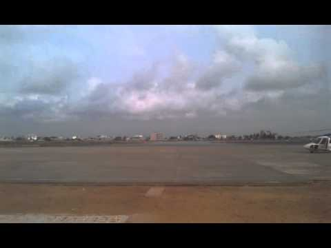 Rocks Offshore Bénin airport assistant