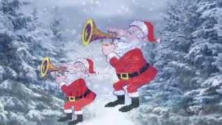 Веселые новогодние поздравления.(Санта на оленях в вечернем городе http://youtu.be/kgHt4pHzI3w МУЗЫКАЛЬНЫЕ НОВОГОДНИЕ ВИДЕО ОТКРЫТКИ 3D http://youtu.be/SPhXIZrjpgk..., 2014-09-30T17:47:59.000Z)