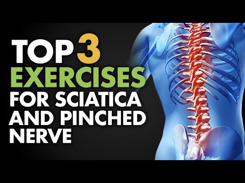 Top 3 Exercises for Sciatica and Pinched Nerve fragman
