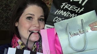 Mall Haul Y'all! Victoria's Secret, Neiman Marcus, Lush, Estee Lauder! Thumbnail