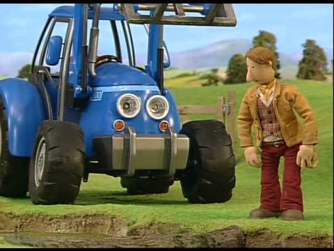 Kleider roter traktor