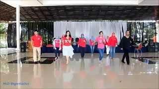 Maumere - Line Dance