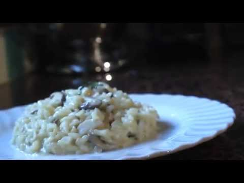 Easy Gluten Free Dinner: Risotto