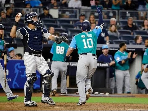 2017 Mariners August Highlights