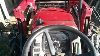 case ih farmall 75a utility tractor