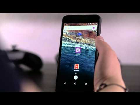 Microsoft on Android: OneDrive, OneNote, and Wunderlist