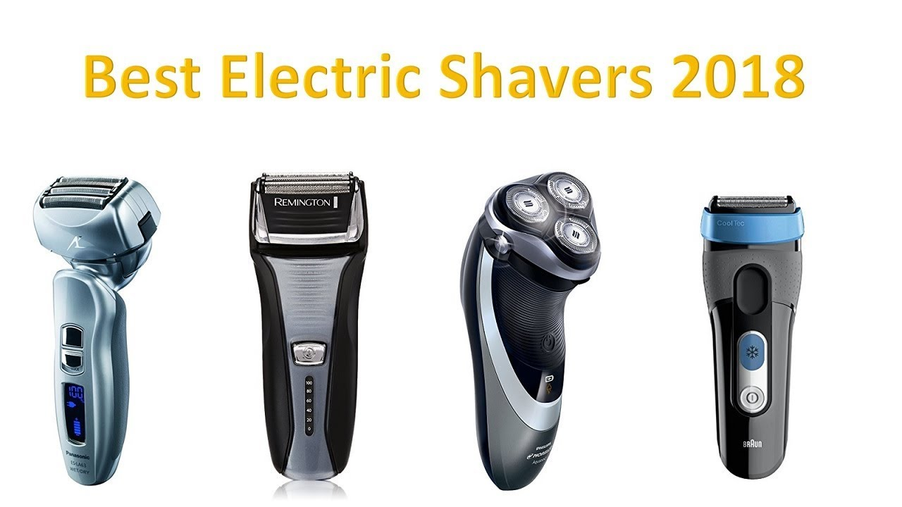 review top 10 electric shavers