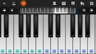 Ente Shivane Lounge Version Piano Keyboard Tutorial