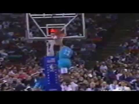Kendall Gill - 1991 NBA Slam Dunk Contest