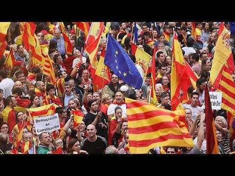 كتالونيا: خمسة أيام هزت إسبانيا  - نشر قبل 39 دقيقة