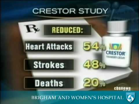 CRP Indicates Heart Disease Risk Video - Brigham and Women's Hospital